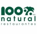 Logo Franquicia 100% Natural