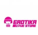 Logo Franquicia Erótika Love Store