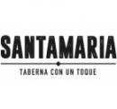 Logo Franquicia Dehesa SANTAMARÍA Tabernas con un toque