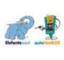 Logo Franquicia ElefanteAzul y Autonet&Oil