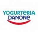 Logo Franquicia Yogurtería Danone