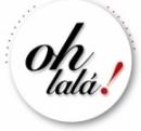 Logo Franquicia Oh lalá