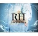 Logo Franquicia RH PROPERTIES