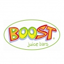 Logo Franquicia BOOST JUICE BARS