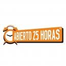 Logo Franquicia Abierto 25h