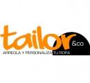 Logo Franquicia Tailor & Co -  Arregla y Personaliza tu Ropa