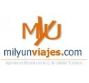 Logo Franquicia Mil y Un Viajes