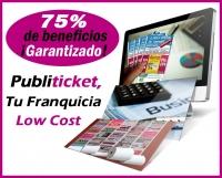 Franquicia Publiticket imagen 1