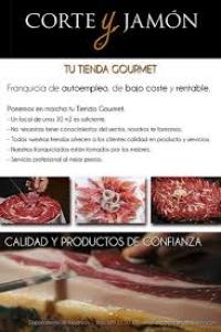 Franquicia Corte&Jamón imagen 1
