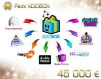 Franquicia KDOBOX imagen 2