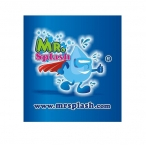 Logo Franquicia Mr Splash