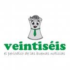 Logo Franquicia Veintiseis
