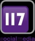 Logo Franquicia 117 Social Media