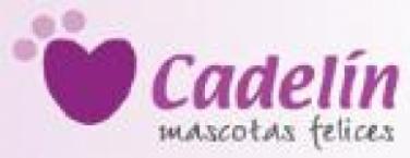 Logo Franquicia Cadelín mascotas felices