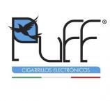 Logo Franquicia Puff Cigarette