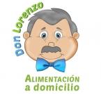 Logo Franquicia Don Lorenzo, Alimentación a Domicilio