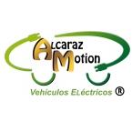 Logo Franquicia ALCARAZ MOTION.