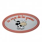 Logo Franquicia La Casa de los Quesos