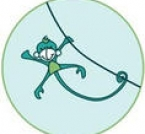 Logo Franquicia The Green Monkey