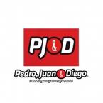Logo Franquicia Pedro, Juan & Diego